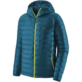 Patagonia Giacca in piumino con cappuccio Uomo, blu